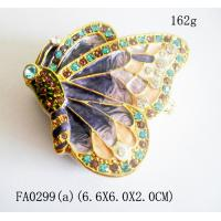 China butterfly shape jewelry boxe wholesale jewelry boxes on sale