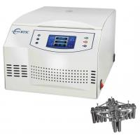 Buy cheap BT5C Low Speed Centrifuge 8X100ML Capacity / Benchtop Multi Pipe Centrifuge product