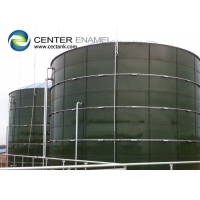 Buy cheap Hardness 6.0Mohs Sewage Holding Tanks For Waste Water Storage product