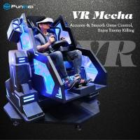 Buy cheap Joystick Control Real Mecha Feeling 9D Virtual Reality Simulator In Game Park product