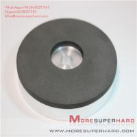 Buy cheap 1A1 resin bond CBN abrasive disc processing tool steel Alisa@moresuperhard.com product