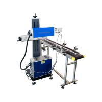 Buy cheap PET Bottles CO2 Laser Marking Machine / Co2 Laser Equipment Air Cooling product