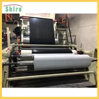 Buy cheap Logo Customized Black & White Surface Protective Film For Stainless Steel product