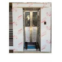 Buy cheap Easy Using Cleanroom Sole Cleaning , Shoe Cleaner Machine With Sensor product