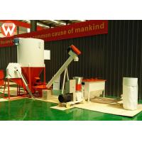 Buy cheap 0.5 T/H Simple Poultry Feed Processing Plant For Individual Farmers 2mm - 8mm product