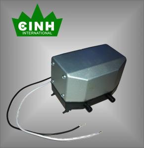 Buy cheap Industrial Aluminium Electric AC Mini Air Compressor With Duckbill Valves 30KPA 15L/M product