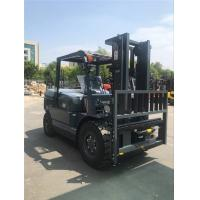 Buy cheap 3 Stage Mast Forklift / Warehouse Lifting Equipment 500mm Load Center product