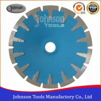 Buy cheap 4 Inch Stone Cutting Discs , Black Diamond Blades For Circular Saw Concave T from wholesalers