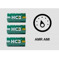 Buy cheap CR17335 CR123A 3V 1500mAh Non - Rechargeable Li-MnO2 Battery for AMR AMI from wholesalers