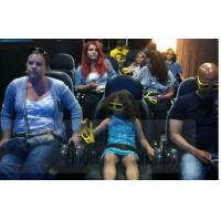 Buy cheap Interactive Games Mini 7D Motion Seats With Durable Projector TUV Certification product
