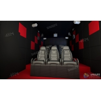 Buy cheap 12 Seats Flight Simulator 12D XD Cinema product