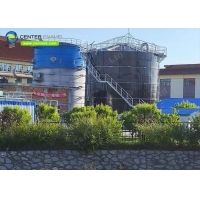 Buy cheap 20m3 Stainless Steel Storage Tanks For Effluent Sludge Settlement Tanks product