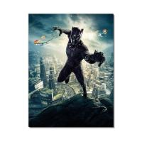 Buy cheap Eco - Friendly 3D Lenticular PS Board Movie Poster 1M *50CM CMYK UV Printing product