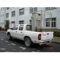 Buy cheap Hydraulic Trailer Mounted Lift Double Mast Vertical Aerial Work Platform For Airports product