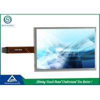Buy cheap Analog 5 Wire Resistive Touch Panel / Resistance Touch Screen Digitizer product