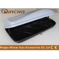 Buy cheap Universal Rooftop Cargo Box For Luggage , Car Roof Storage Box product