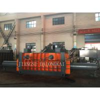 Buy cheap Y81K-400 Hydraulic Scrap Metal Baling Machine with Double Main Cylinders from wholesalers
