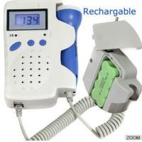 Buy cheap Ultrasound Digital fetal Doppler monitor 12 weeks.Two FHR modes: real time and average product