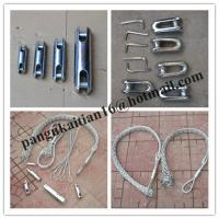 Buy cheap General Duty Pulling Stockings,Cable Pulling Grips,Conductive Stockings product