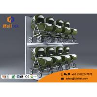 Buy cheap Convenience Store Retail Store Fixtures And Shelving Metal Hook Mesh Type product