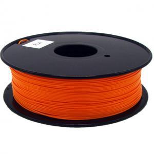 Buy cheap 1kg / Roll PLA 3d Printer Filament / Flexible 3d Printing Filament product