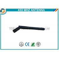 Buy cheap 433MHZ Rubber duck Antenna Omni portable nimi antenna for wireless communication from wholesalers