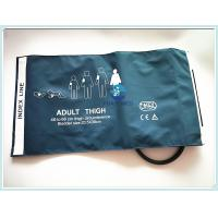Buy cheap Single Hose Tube Medical Blood Pressure Cuff , 46 - 66cm Adult Bp Cuff from wholesalers