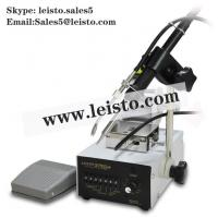 Buy cheap 375B+ Self Feeder Soldering Station With Foot Pedal Leisto Soldering station product