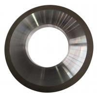 Buy cheap Flat Resin Bonded Diamond Grinding Wheels For Carbide High Class Abrasive Tools product