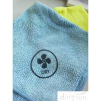 Quality All kinds of colors Personalized Custom Microfiber Towels Eco-friendly for sale