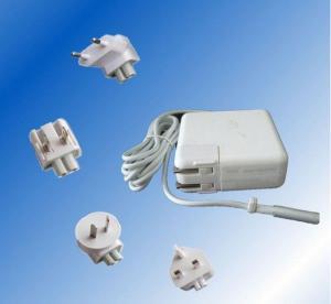 Buy cheap Macbook AC 120V To 24V DC 45 Watt Laptop Power Adapter EN61000 3-3 1.875A product