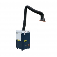 Buy cheap 10m2 Filtering Air Purifying Industrial Fume Extractor from wholesalers