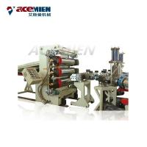 Buy cheap Plastic Artificial Marble Making Machine PVC Marble Panels UV Sheet ABB Inverter product