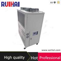 Air Cooled Industrial Water Chiller for Bottle Blowing Machine