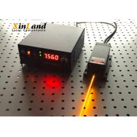Buy cheap 589nm High Output Solid State Laser , Yellow Light Source DPSS Laser Module product