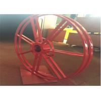Buy cheap Industrial type spring cable reel drum for cable control from wholesalers