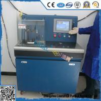 Buy cheap ERIKC fit fuel injection pump testing machine and common rail injector test bench , diesel injector calibration machines product