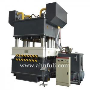 Buy cheap Portões de ferro em relevo de 8000 toneladas hidráulico da máquina de moldagem, porta de a product
