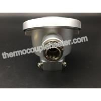 Buy cheap Industrial Silver Cast In Aluminium Thermocouple Head DIN A ISO9001 Passed from wholesalers