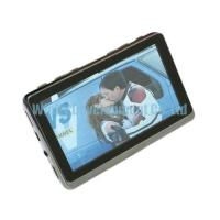 Buy cheap 4.3 inch mp5 player ,support 720P movie from wholesalers