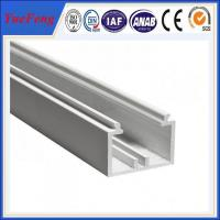 Buy cheap YueFeng china factory white powder coated aluminium channel price per kg product