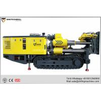 Buy cheap Crawler chassis mounted intelligent 3m raise borer  from 60 to 90 degree product