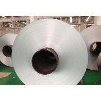 Buy cheap Hot Rolling Aluminum Coil Stock For Large Power Battery Foil 1070 Alloy product