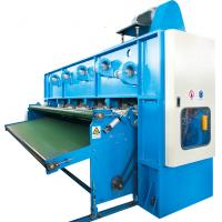 Buy cheap 35 - 70mm Stroke Needle Punching Machine High Performance Lower Needle Density product