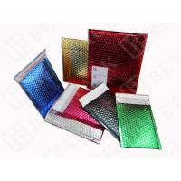 Buy cheap Aluminum Metallic Mailing Bags Envelopes With Bubble Wrap Inside product
