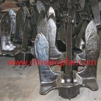 Quality Ship anchor of Baldt type anchor,marine stockless anchor for sale