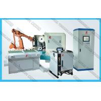 Buy cheap Faucets Industrial Automatic Robot Grinding Machine With 2 Robot Cell product
