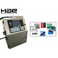 Buy cheap Non Contact Industrial Inkjet Coding Machine / Inkjet Printing Printers from wholesalers