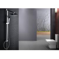 Buy cheap ROVATE Solid Brass Rainfall Shower System Sanitary Ware 0 - 1.2MPa Water Pressure product