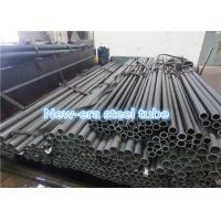 Buy cheap Seamless Hydraulic Cylinder Steel Tube Cold Drawn Process 40 - 500mm OD Size product